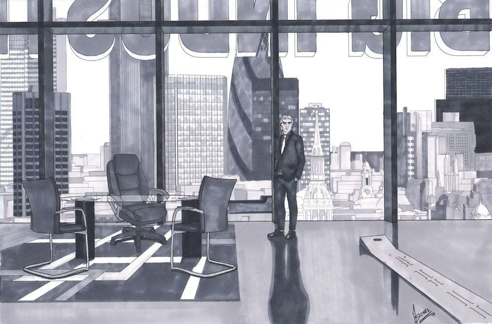 Mister Big will see you now